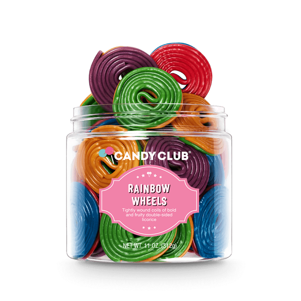 Candy Club - Rainbow Wheels