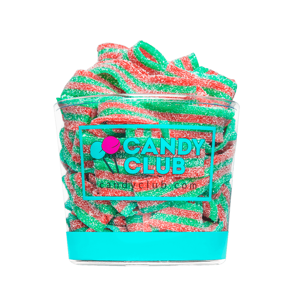 Candy Club - Strawberry / Apple Belts