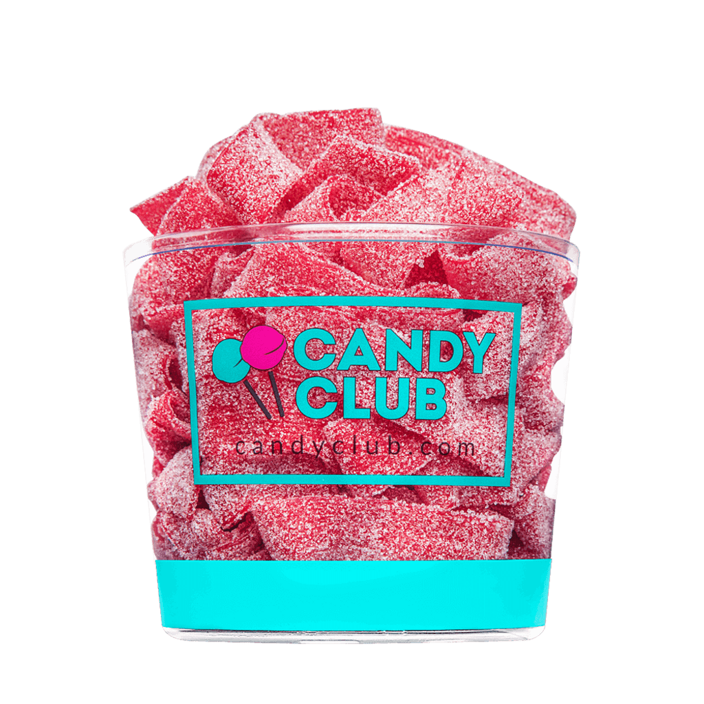 Candy Club - Wild Cherry Belts