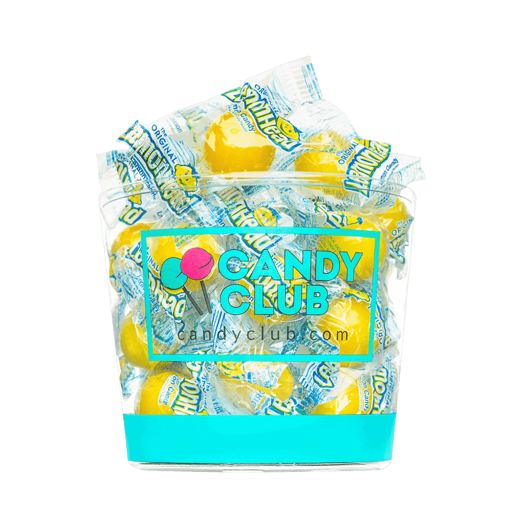 Candy Club - Lemonhead Wrapped Candies