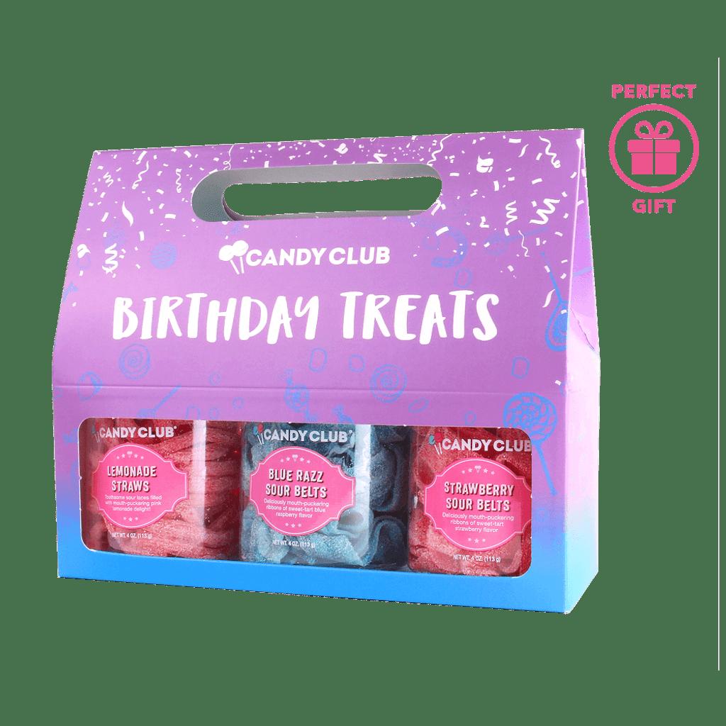 Birthday Treats - Candy Gift Set