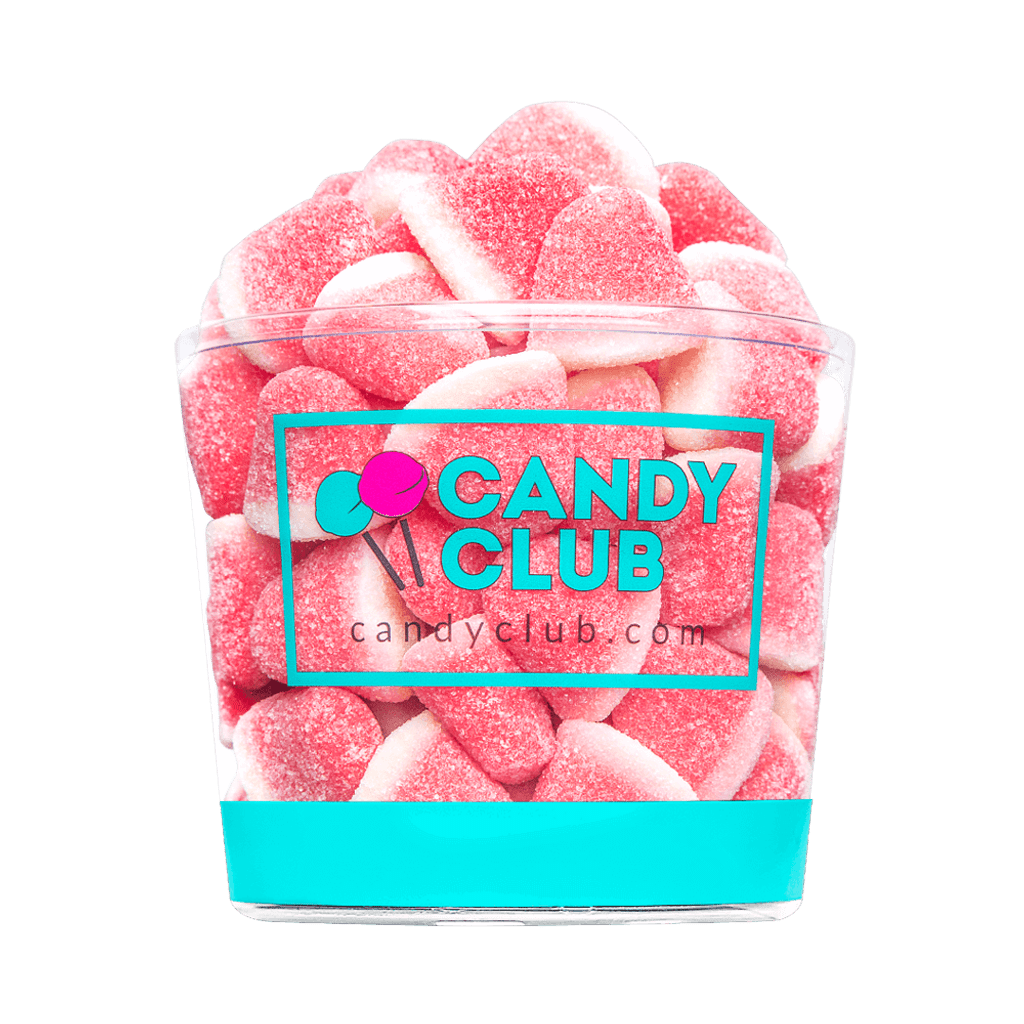 Strawberry Marshmallow Drops - Candy Club
