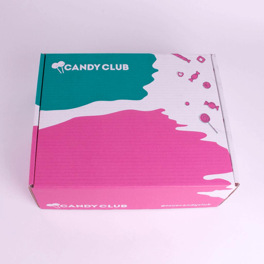 A Candy Club gift box