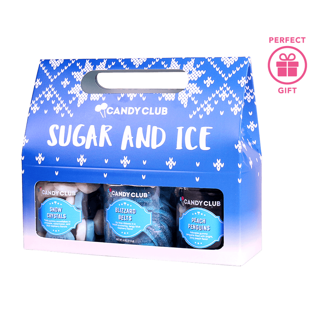 Candy Club - Sugar and Ice Gift Set