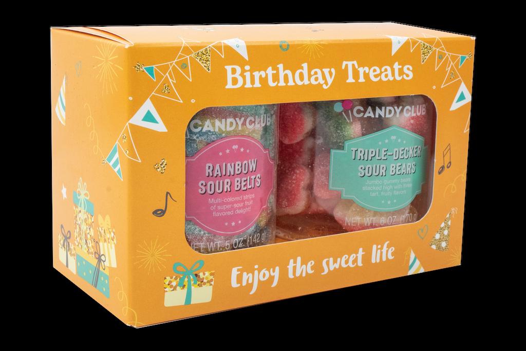 Birthday Treats - Sour