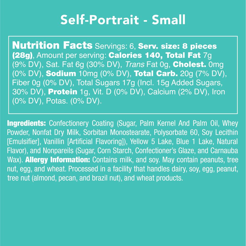 Self-Portrait - Nutritional Information