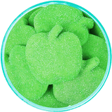 Green Apple Marshmallow Drops - Detailed View