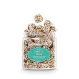 A cup of Confetti Drops candy