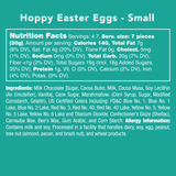 Hoppy Easter Eggs nutrition facts