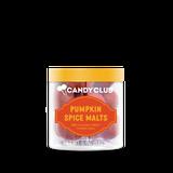Pumpkin Spice Malts with orange lid