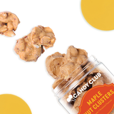 Maple Nut Clusters - Detailed Product Shot