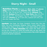 Starry Night - Nutritional Information