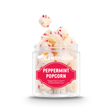 A cup of Peppermint Popcorn candy