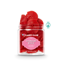 Candy Club - Strawberry Wheels