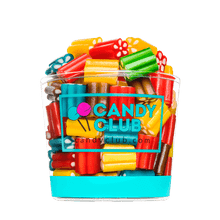 Candy Club - Liquorice Shooters