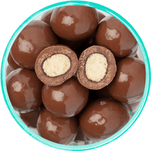 Triple Dipped Malt Milk Balls - Detailed View