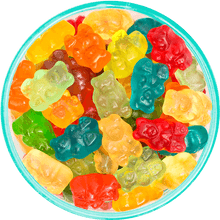 Gummi Bears - Detailed View