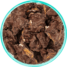 Chocolate Peanut & Toffee Clusters - Detailed View