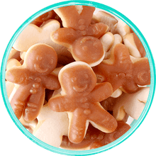 Christmas Gingerbread Men - Detailed View