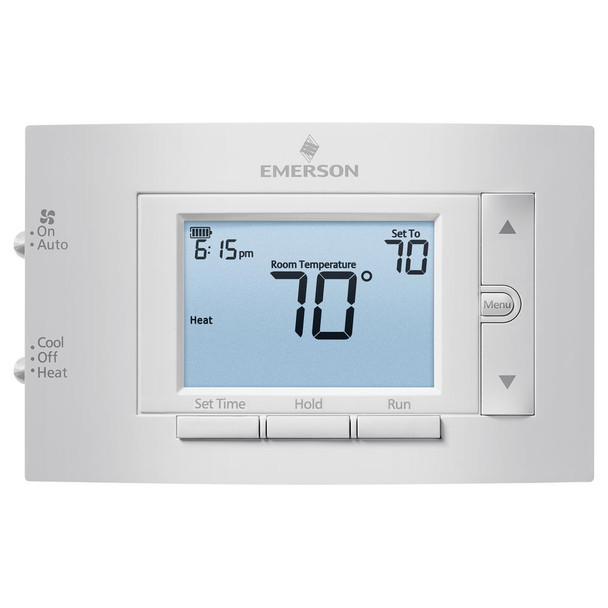 7-Day Programmable Conventional (1H/1C) Digital Thermostat