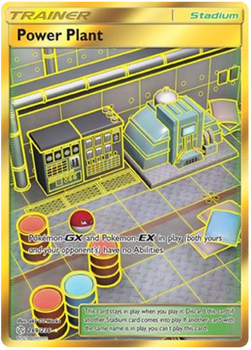 SM12-269/236SR Power Plant (Secret)