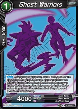 BT08-098C Ghost Warriors Foil