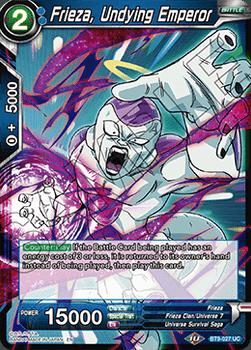 BT09-027UC Frieza, Undying Emperor Foil