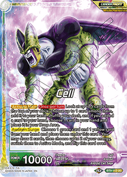 BT9-112UC Cell // Cell, Perfection Surpassed Foil