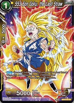SD10-02ST SS3 Son Goku, the Last Straw