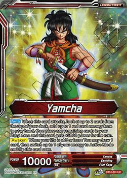 BT10-001UC Yamcha // Yamcha, Supersonic Warrior Foil