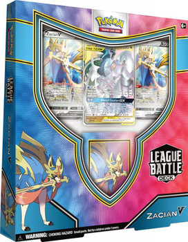 SWSH League Battle Deck - Zacian V