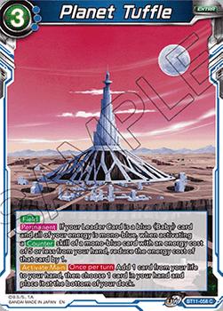 BT11-058C Planet Tuffle Foil