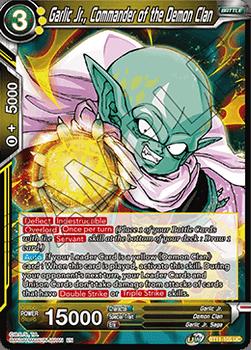 BT11-105UC Garlic Jr., Commander of the Demon Clan Foil