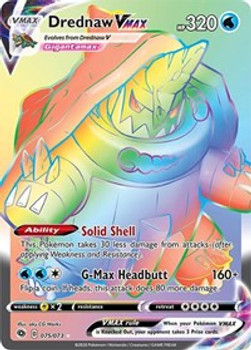 SWSH03.5-75/73 Drednaw VMAX (Secret)