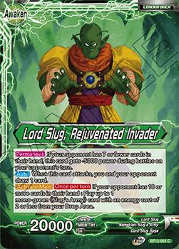 BT12-055C Lord Slug // Lord Slug, Rejuvenated Invader Foil