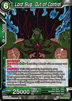 BT12-076UC Lord Slug, Out of Control Foil
