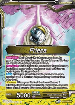 BT12-086UC Frieza // Frieza, Resurrected Foil