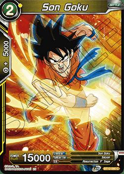BT12-090C Son Goku Foil