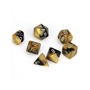 CHX 26451 Gemini Black Gold/Silver 7-Die Set