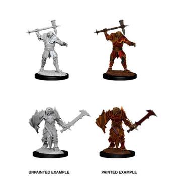 D&D Nolzurs Marvelous Unpainted Miniatures Male Dragonborn Paladin W12