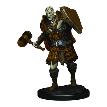 D&D Premium Painted Figures Male Goliath Fighter