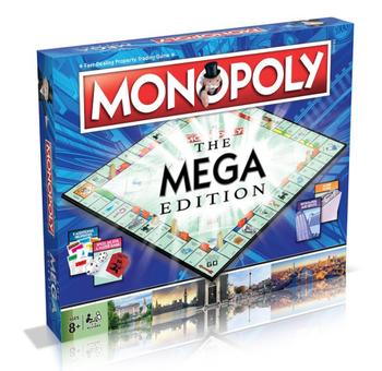 Monopoly: Mega Monopoly