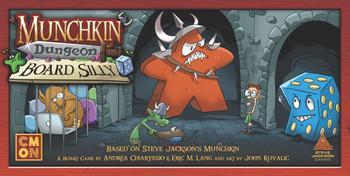Munchkin Dungeon Board Silly