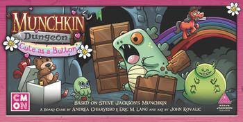 Munchkin Dungeon Cute as a Button