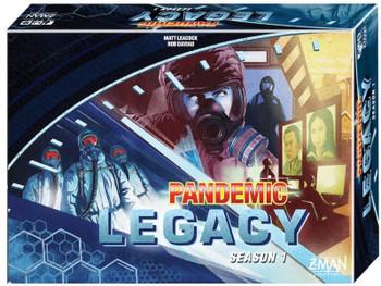 Pandemic Legacy Season 1 Blue Edition