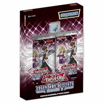 Yugioh - Legendary Duelists Season 2 Box