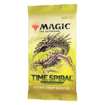 Magic the Gathering Time Spiral Remastered Draft Boosters