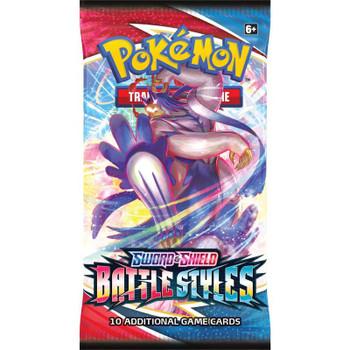 Pokemon Battle Mastery Booster Pack