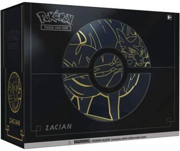 Elite Trainer Box Plus - Zacian