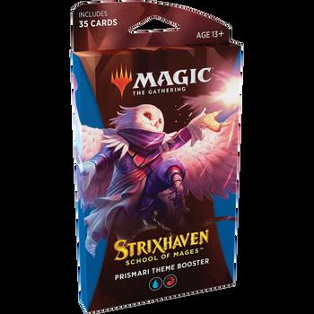Magic Strixhaven: School of Mages Theme Booster (Prismari)